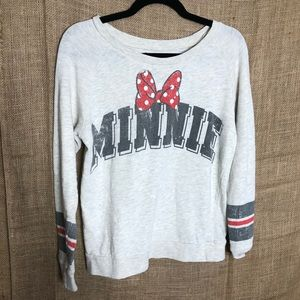 Disneyland Long Sleeve Minnie S Spirit Shirt